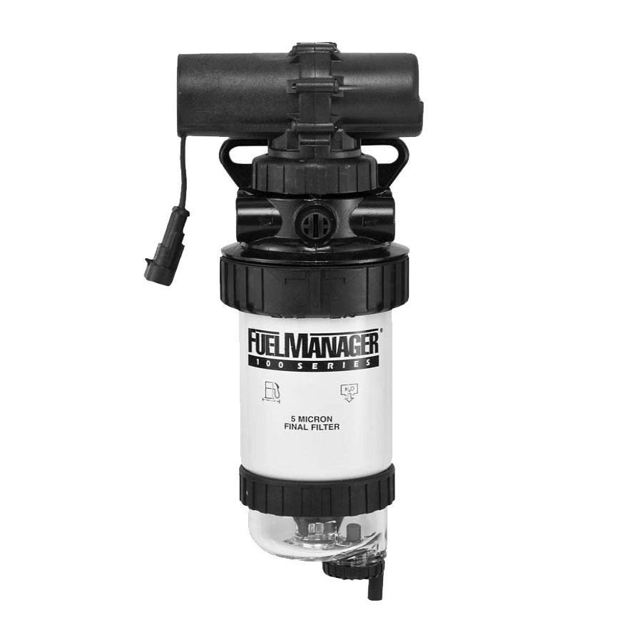 Diesel Fuel Pump Filter : Fuel manager filter pump assembly only blue ridge